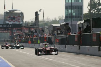 © 2012 Octane Photographic Ltd. Italian GP Monza - Saturday 8th September 2012 - F1 Qualifying. Ferrari F2012 - Felipe Massa. Digital Ref : 0513lw1d1892