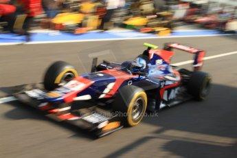 © 2012 Octane Photographic Ltd. Italian GP Monza - Friday 7th September 2012 - GP2 Qualifying - iSport International - Jolyon Palmer. Digital Ref : 0508cb7d2366