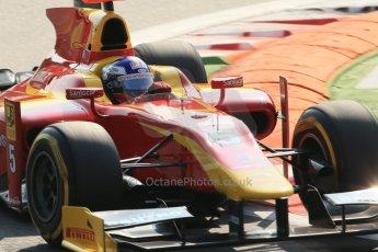 © 2012 Octane Photographic Ltd. Italian GP Monza - Friday 7th September 2012 - GP2 Qualifying - Racing Engineering - Fabio Leimer. Digital Ref : 0508lw1d0002