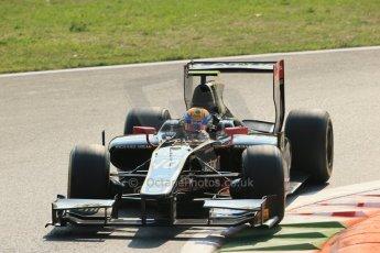 © 2012 Octane Photographic Ltd. Italian GP Monza - Friday 7th September 2012 - GP2 Qualifying - Lotus GP - Esteban Gutierrez. Digital Ref : 0508lw1d0080