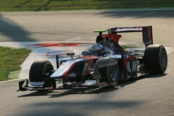 © 2012 Octane Photographic Ltd. Italian GP Monza - Friday 7th September 2012 - GP2 Qualifying - iSport International - Jolyon Palmer. Digital Ref : 0508lw1d0533
