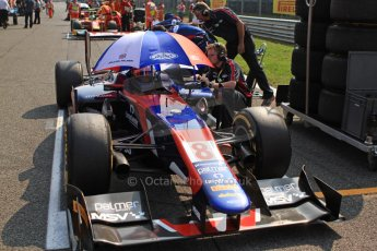 (c) World Copyright www.octanephotos.co.uk All rights reserved.  2012 Monza Gp - GP2 Race 2 - Jolyon Palmer