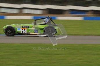 © Octane Photographic Ltd. Motors TV day – Donington Park,  Saturday 31st March 2012. Caterham Graduates - Mega and Classic classes. Digital ref : 0267lw7d8122