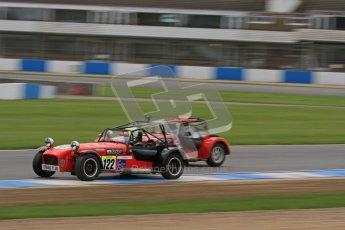 © Octane Photographic Ltd. Motors TV day – Donington Park, Saturday 31st March 2012. Caterham Graduates – Super and Sigma classes. Digital ref : 0269lw7d9067