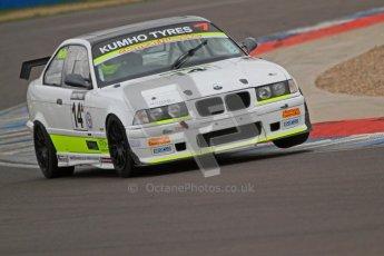 © Octane Photographic Ltd. Motors TV day – Donington Park,  Saturday 31st March 2012. Kumho BMW Championship, Colin Wells - BMW M3. Digital ref : 0266cb7d6016