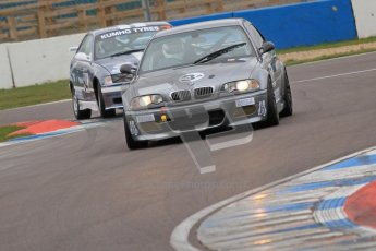 © Octane Photographic Ltd. Motors TV day – Donington Park,  Saturday 31st March 2012. Kumho BMW Championship, Ian Hill - BMW E36 M3. Digital ref : 0266cb7d6059