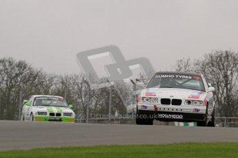 © Octane Photographic Ltd. Motors TV day – Donington Park,  Saturday 31st March 2012. Kumho BMW Championship. Digital ref : 0266lw7d7516