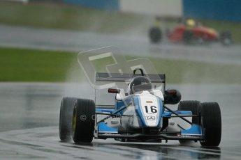 © Octane Photographic Ltd. MSVR - Donington Park, 29th April 2012 - F3 Cup. Gino Ussi, Dallara F307. Digital ref : 0311lw1d5679