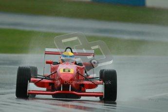 © Octane Photographic Ltd. MSVR - Donington Park, 29th April 2012 - F3 Cup. Stephen Clegg, Dallara F301. Digital ref : 0311lw1d5687