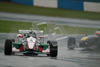 © Octane Photographic Ltd. MSVR - Donington Park, 29th April 2012 - F3 Cup. Stuart Wiltshire, Dallara F307. Digital ref : 0311lw1d5755