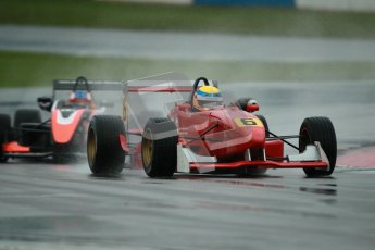 © Octane Photographic Ltd. MSVR - Donington Park, 29th April 2012 - F3 Cup. Stephen Clegg, Dallara F301. Digital ref : 0311lw1d5968