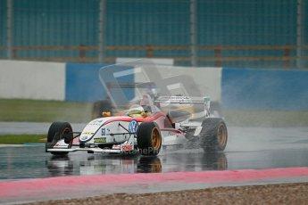 © Octane Photographic Ltd. MSVR - Donington Park, 29th April 2012 - F3 Cup. Matt Payne, Dallara F307 Mercedes HWA. Digital ref : 0311lw1d5984