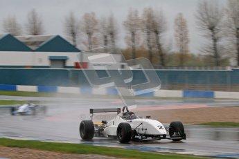 © Octane Photographic Ltd. MSVR - Donington Park, 29th April 2012 - F3 Cup. Mark Harrison, Dallara F306. Digital ref : 0311lw7d5466
