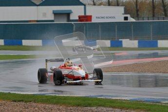 © Octane Photographic Ltd. MSVR - Donington Park, 29th April 2012 - F3 Cup. Dave Karaskas, Dallara F300. Digital ref : 0311lw7d5477