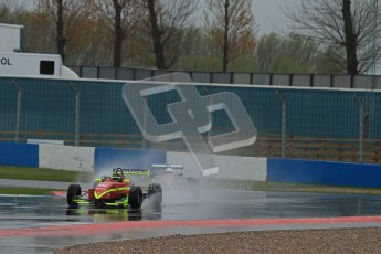 © Octane Photographic Ltd. MSVR - Donington Park, 29th April 2012 - F3 Cup. Tristan Cliffe, Dallara F307. Digital ref : 0311lw7d5538