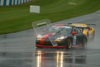 © Octane Photographic Ltd. MSVR - Donington Park, 29th April 2012 - GT Cup. Chris Bentley, Porsche 996. Digital ref : 0312lw1d6497