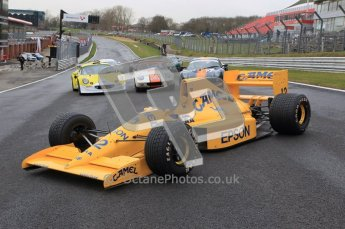 © Octane Photographic 2012. MSVR Media Day. Lotus 101 - Steve Griffith. Digital Ref :  0222lw1d0140