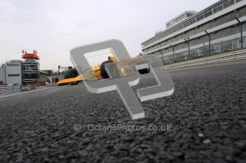 © Octane Photographic 2012. MSVR Media Day. Lotus 101 - Steve Griffith. Digital Ref : : 0222lw1d0168