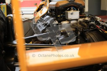 © Octane Photographic 2012. MSVR Media Day. Lotus 101 - Steve Griffith. Digital Ref : 0222lw7d4751