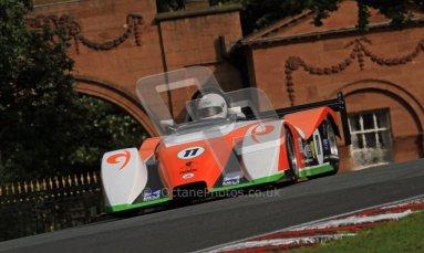 © Carl Jones/Octane Photographic Ltd. OSS Championship – Oulton Park. Saturday 1st September 2012. Qualifying. Jonathan Hair, Mallock Beagle Mk36 DD. Digital Ref : 0489cj7d0685