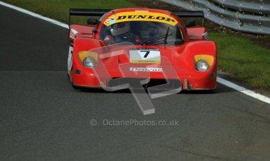 © Carl Jones/Octane Photographic Ltd. OSS Championship – Oulton Park. Saturday 1st September 2012. Qualifying. Michael Millard, Prosport LM300. Digital Ref : 0489cj7d0764