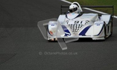 © Carl Jones/Octane Photographic Ltd. OSS Championship – Oulton Park. Saturday 1st September 2012. Qualifying. Robert Ball, Nemesis RME7. Digital Ref : 0489cj7d0779