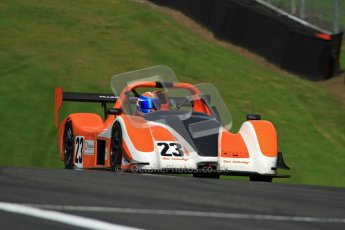 © Carl Jones/Octane Photographic Ltd. OSS Championship – Oulton Park. Saturday 1st September 2012. Race. Simon Tilling, Radical SR3. Digital Ref : 0490CJ7D1069
