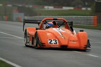 © Jones Photography. OSS Championship Round 1, Snetterton, 28th April 2012. Simon Tilling, Radical SR3. Digital Ref: 0390CJ7D0047