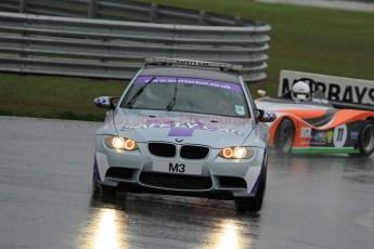 © Jones Photography. OSS Championship Round 1, Snetterton, 28th April 2012. Saftey Car. Digital Ref: 0390CJ7D0437