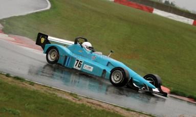 © Jones Photography. OSS Championship Round 1, Snetterton, 28th April 2012. Ginger Marshall, Bowlby Mark 2. Digital Ref: 0390CJ7D0557