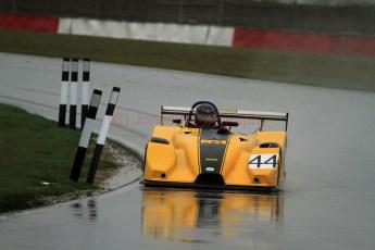 © Jones Photography. OSS Championship Round 1, Snetterton, 28th April 2012. Tim Covill, Mallock 31 Hayabsa. Digital Ref: 0390CJ7D0568