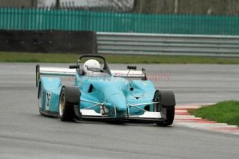© Jones Photography. OSS Championship Round 1, Snetterton, 28th April 2012. Ginger Marshall, Bowlby Mark 2. Digital Ref: 0390CJ7D9550