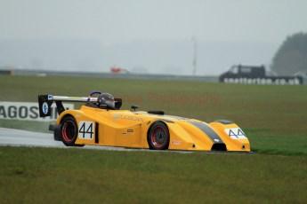 © Jones Photography. OSS Championship Round 1, Snetterton, 28th April 2012. Tim Covill, Mallock 31 Hayabsa. Digital Ref: 0390CJ7D9903