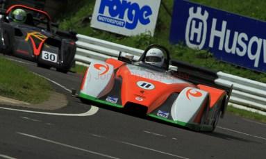 © Jones Photography. OSS Championship Round 3, Castle Combe, 17th June 2012. Jonathan Hair, Mallock Beagle Mk3 6DD. Digital Ref: 0393CJ7D5511