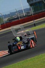 © Carl Jones/Octane Photographic Ltd. OSS Championship – Silverstone. Saturday 28th July 2012. Darcy Smith, Radical SR4