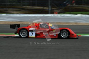 © Carl Jones/Octane Photographic Ltd. OSS Championship – Silverstone. Saturday 28th July 2012. Michael Millard, Prosport LM300