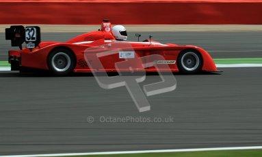 © Carl Jones/Octane Photographic Ltd. OSS Championship – Silverstone. Saturday 28th July 2012. Graham Read, JKS SC10