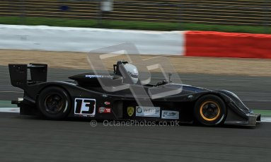 © Carl Jones/Octane Photographic Ltd. OSS Championship – Silverstone. Saturday 28th July 2012. Guy Parr, Nemesis GT Sports