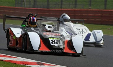 © Carl Jones/Octane Photographic Ltd. OSS Championship – Silverstone. Sunday 29th July 2012. Marcus Bicknell, Mallock Mk35 Honda S2000