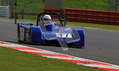 © Carl Jones/Octane Photographic Ltd. OSS Championship – Silverstone. Sunday 29th July 2012. Peter Coombs, Coombs Sport 6C