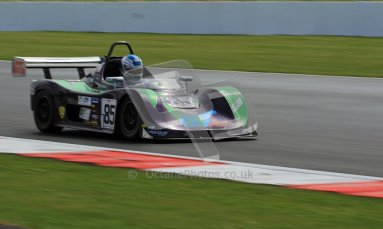 © Carl Jones/Octane Photographic Ltd. OSS Championship – Silverstone. Sunday 29th July 2012. John Wilkes, Global GT R1