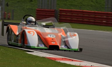 © Carl Jones/Octane Photographic Ltd. OSS Championship – Silverstone. Sunday 29th July 2012. Jonathan Hair, Mallock Beagle Mk36 DD