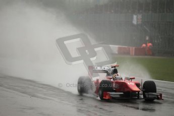 © 2012 Octane Photographic Ltd. British GP Silverstone - Friday 6th July 2012 - GP2 Practice - Scuderia Coloni - Stefano Coletti. Digital Ref : 0398lw1d2442