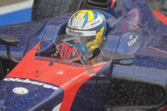 © 2012 Octane Photographic Ltd. British GP Silverstone - Friday 6th July 2012 - GP2 Practice - iSport International - Marcus Ericsson. Digital Ref : 0398lw1d2733