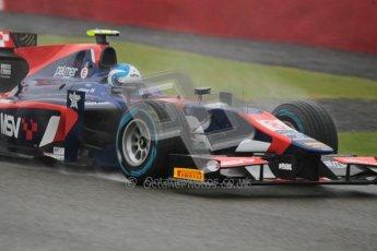 © 2012 Octane Photographic Ltd. British GP Silverstone - Friday 6th July 2012 - GP2 Qualifying - iSport International - Jolyon Palmer. Digital Ref :  0399lw1d2870