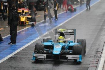 © 2012 Octane Photographic Ltd. British GP Silverstone - Friday 6th July 2012 - GP2 Qualifying -  Ocean Racing Technology - Nigel Melker. Digital Ref : 0399lw1d3066