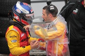 © 2012 Octane Photographic Ltd. British GP Silverstone - Friday 6th July 2012 - GP2 Qualifying - Racing Engineering - Fabio Leimer. Digital Ref :  0399lw1d3204