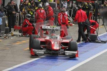 © 2012 Octane Photographic Ltd. British GP Silverstone - Saturday 7th July 2012 - GP2 Race 1. Digital Ref : 0400lw7d6057