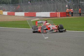 © 2012 Octane Photographic Ltd. British GP Silverstone - Sunday 8th July 2012 - GP2 Race 2 - Arden International - Luiz Razia. Digital Ref : 0401lw7d7181
