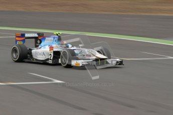 © 2012 Octane Photographic Ltd. British GP Silverstone - Sunday 8th July 2012 - GP2 Race 2 - Barwa Addax team - Josef Kral. Digital Ref : 0401lw7d7383